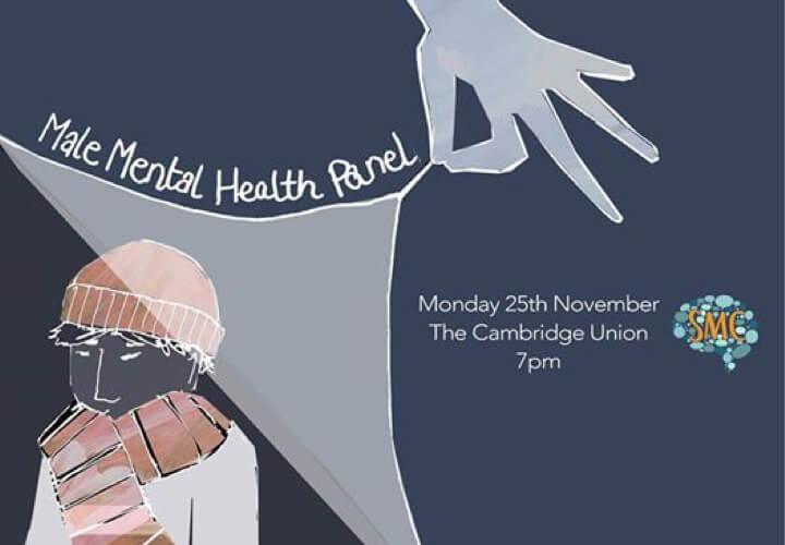 Male Mental Health Panel _ Cambridge Union