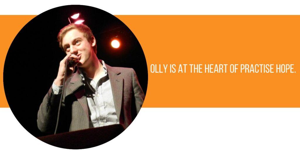Olly Practise Hope Banner